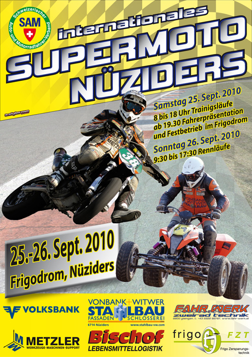 Supermoto Nüziders 2010